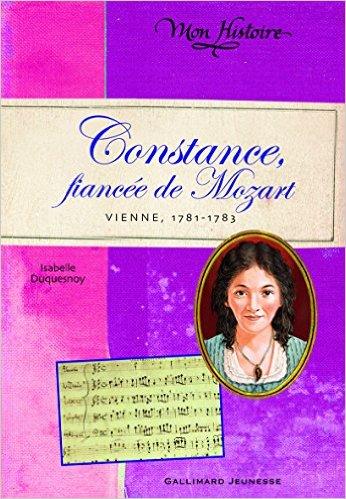 Constance fiancée de mozart